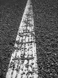 Tennis court line (81). Tennis court line, black and white image Royalty Free Stock Images