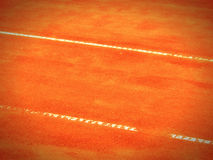 Tennis court line (283). Tennis court lines, a wonderful background Royalty Free Stock Photo