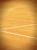 Tennis court line (254) Royalty Free Stock Photography