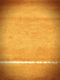 Tennis court line (287). Tennis court t-line background, outside in a tennis court Royalty Free Stock Photo