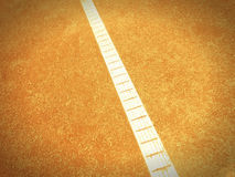 Tennis court (159). Tennis court line, a wonderful background image Stock Images