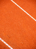 Tennis court lines (98) Royalty Free Stock Photography