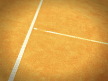 Tennis court (176) Royalty Free Stock Images