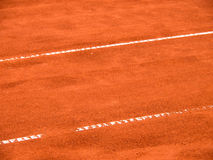 Tennis court lines (94). Tennis court lines, a wonderful background Stock Photo