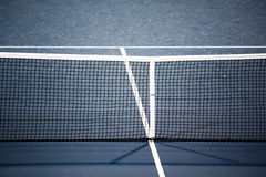 Tennis Court Net Stock Photography