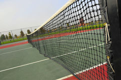 Tennis Court Net 2 Royalty Free Stock Photo