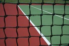 Tennis Court Net Stock Images