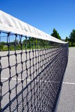 Tennis Court Net Royalty Free Stock Image