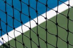 Tennis Court Net Royalty Free Stock Photos