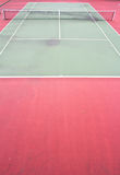 Tennis Court sport outdoor Royalty Free Stock Image