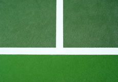 Tennis Court Surface Stock Photo