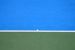 Tennis court surface Stock Images