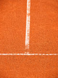 Tennis court with t-line (263). Tennis court with t-line, outside Royalty Free Stock Images