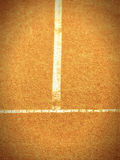 Tennis court with t-line (264) Royalty Free Stock Photo