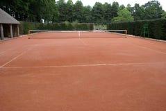 Tennis court. Tennis course Stock Photo