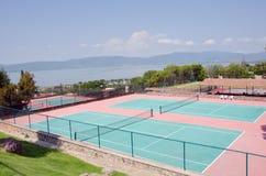 Free Tennis Courts Stock Photos - 32605263