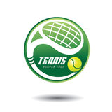 Tennis cup Royalty Free Stock Photo