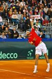 Tennis Davis Cup Austria vs. France Stock Photos