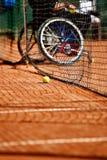 Tennis de fauteuil roulant Image libre de droits