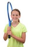 Tennis de la jeunesse Image libre de droits