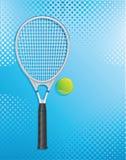 Tennis de raquette Photos libres de droits