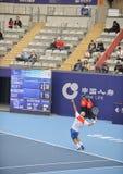 Tennis del gioco Fotografie Stock Libere da Diritti