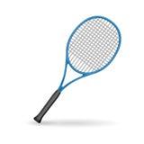 Tennis della racchetta, racchetta di sport Fotografia Stock