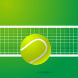 Tennis design  background  illustration eps10 Royalty Free Stock Photo