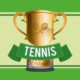 Tennis design Royalty Free Stock Photos