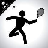 Tennis design Stock Photos