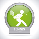 Tennis  design Stock Photo