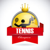 Tennis  design Stock Photos