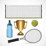 Tennis design Stock Photo