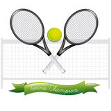 Tennis design Royalty Free Stock Image