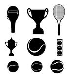 Tennis design, vector illustration. Stock Photo