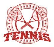 Tennis Design - Vintage Royalty Free Stock Photo