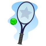 Tennis di prato inglese Immagini Stock Libere da Diritti