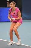 tennis di rus del giocatore di Nadia Petrova Immagine Stock
