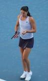 tennis di safina di rus del giocatore di dinara Immagini Stock Libere da Diritti