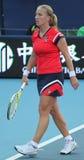 tennis di svetlana di rus del giocatore di kuznetsova Immagini Stock