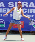 Tennis di Tsuji Kanami Japanese Immagini Stock Libere da Diritti