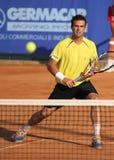 tennis för atp-braccialidaniele spelare Arkivbild