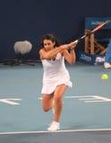 tennis för professionell för spelare för bartolifra marion Arkivbilder