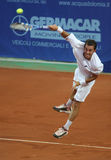 tennis för spelare för alberto atp martin Royaltyfri Bild