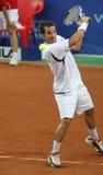 tennis för spelare för alberto atp martin Fotografering för Bildbyråer