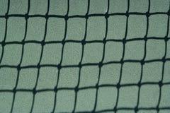 tennis för sportar för abstrakt bakgrundsdomstol netto Royaltyfria Foton