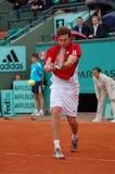 tennis för stjärna för latv för 47 ernestsgulbis Fotografering för Bildbyråer
