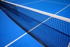 Tennisbana Royaltyfri Foto