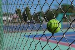 Tennis für mein Leben Stockfotos
