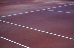 Tennis field Stock Photos